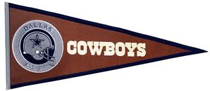 Winning Streak NFL Dallas Cowboys Pigskin Pennant