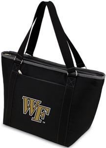 Picnic Time Wake Forest University Topanga Tote