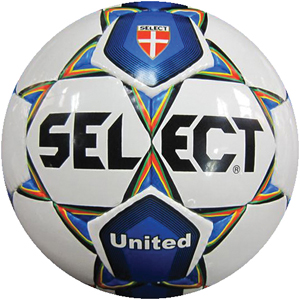 Select Training Series United Soccer Ball