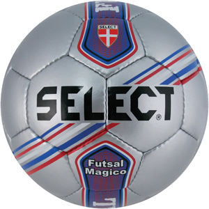 Select Futsal Magico & Magico Jr. Soccer Balls