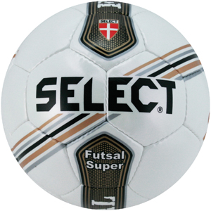Select Futsal Series Super Soccer Ball