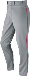 Wilson Classic Warp Knit W/Piping Baseball Pants