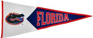 Winning Streak NCAA Florida Classic Pennant