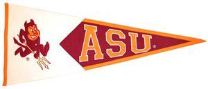 Winning Streak NCAA Arizona State Classic Pennant