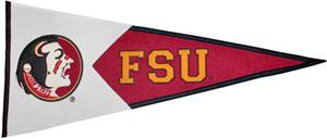 Winning Streak NCAA Florida State Classic Pennant