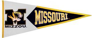 Winning Streak NCAA Missouri Classic Pennant