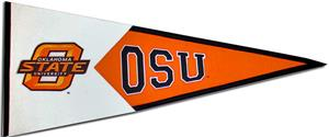 Winning Streak NCAA OSU Classic Pennant