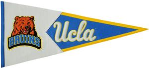 Winning Streak NCAA UCLA Classic Pennant
