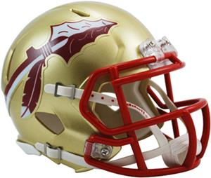 NCAA Florida State Speed Mini Helmet