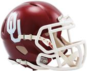 NCAA Oklahoma Speed Mini Helmet