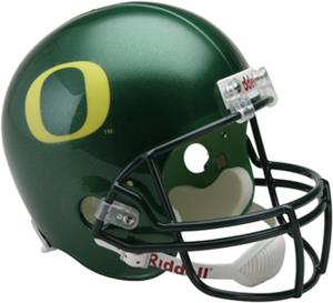 NCAA Oregon Deluxe Replica Full Size Helmet