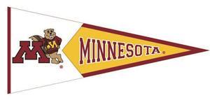 Winning Streak NCAA Minnesota Classic Pennant