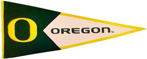 Winning Streak NCAA Oregon Classic Pennant