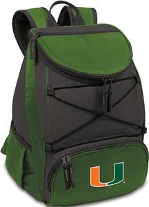Picnic Time University of Miami PTX Cooler