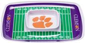 COLLEGIATE Clemson Chips & Dip Tray (Set of 6)