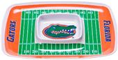 COLLEGIATE Florida Gator Chips & Dip Tray Set of 6