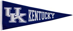 Winning Streak NCAA University of Kentucky Pennant