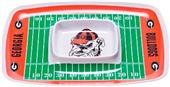 COLLEGIATE Georgia Chips & Dip Tray (Set of 6)