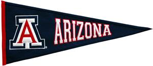 Winning Streak NCAA University of Arizona Pennant