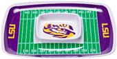 COLLEGIATE Lousiana St Chip & Dip Tray (Set of 6)