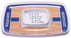 COLLEGIATE Kentucky Chips & Dip Tray (Set of 6)