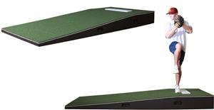 Promounds Collegiate Baseball Mound w/Green Turf