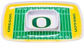 COLLEGIATE Oregon Ducks Chips & Dip Tray Set of 6