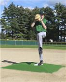 Promounds Minor League Green Game Pitcher's Mound