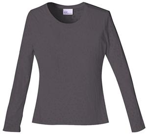 Skechers Women's Fashion Solids Long Sleeve Tee
