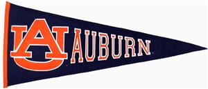 Winning Streak NCAA Auburn University Pennant