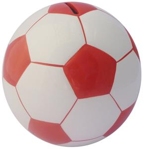 Soccer Ball Money Bank