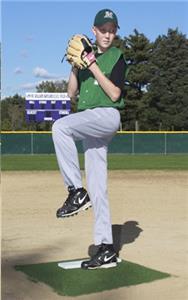 Promounds Baseball Training Green Pitching Mound