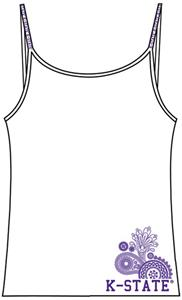 Emerson Street Kansas State Womens Stretch Cami