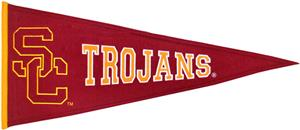 Winning Streak NCAA USC Traditions Pennant