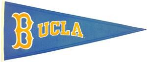 Winning Streak NCAA UCLA Traditions Pennant