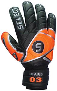 Select 03 Guard Youth Soccer Goalie Gloves