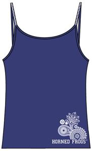Emerson Street TCU Womens Stretch Cami