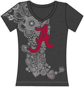 Emerson Street Alabama Womens Interactive Tee