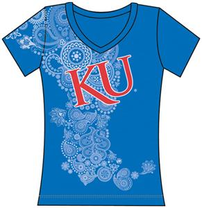 Emerson Street Kansas Womens Interactive Tee