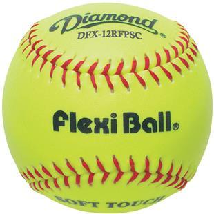 "Diamond DFX-12RFPSC Flexiball 12"" Softballs"