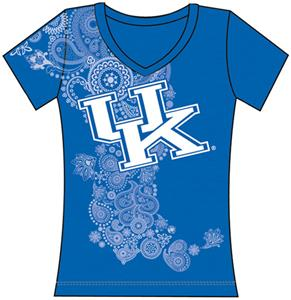 Emerson Street Kentucky Womens Interactive Tee