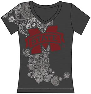 Mississippi State Womens Interactive Tee