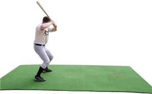 Promounds Baseball Batting Mat Pro