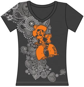 Oklahoma State Womens Interactive Tee