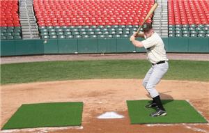 Promounds Baseball Stance Mats