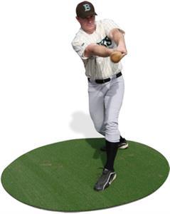 Promounds Baseball Plain Green On Deck Circles