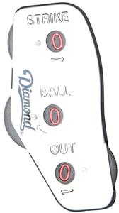 Diamond UMP-SI3 Strike 3 Function Umpire Indicator