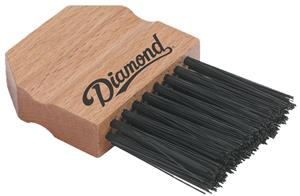 Diamond UMP-WB Umpire Solid Wood Baseball Brush