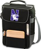 Picnic Time Northwestern University Duet Wine Tote