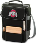 Picnic Time Ohio State Buckeyes Duet Wine Tote